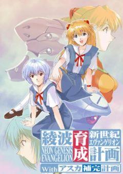 Jaquette de Neon Genesis Evangelion : Ayanami Rei Ikusei Keikaku PC