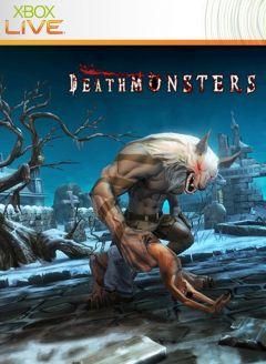 Jaquette de DeathMonsters Xbox 360