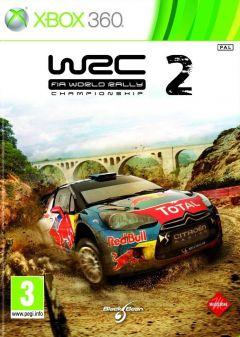 Jaquette de WRC 2 Xbox 360