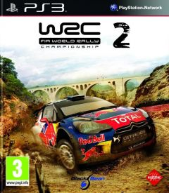 Jaquette de WRC 2 PlayStation 3