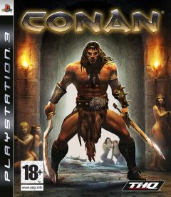 Jaquette de Conan PlayStation 3