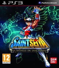 Saint Seiya : Les Chevaliers du Zodiaque : La Bataille du Sanctuaire