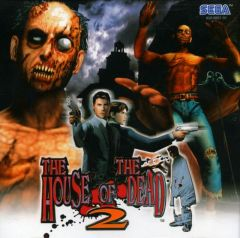 Jaquette de The House of the Dead 2 Dreamcast