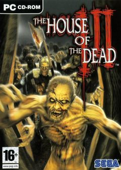 Jaquette de The House of the Dead III PC