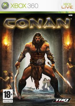 Jaquette de Conan Xbox 360