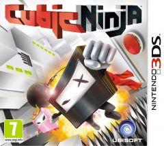 Jaquette de Cubic Ninja Nintendo 3DS