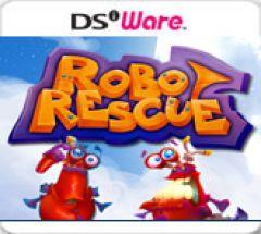 Jaquette de Robot Rescue DSi