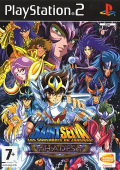 Jaquette de Saint Seiya : Les Chevaliers du Zodiaque : Hadès PlayStation 2