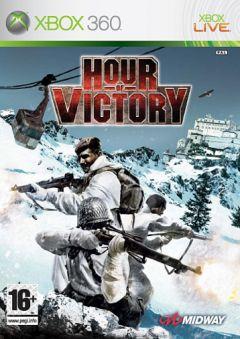 Jaquette de Hour of Victory Xbox 360