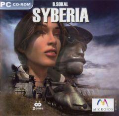 Jaquette de Syberia PC
