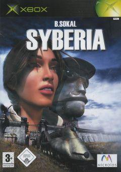 Jaquette de Syberia Xbox