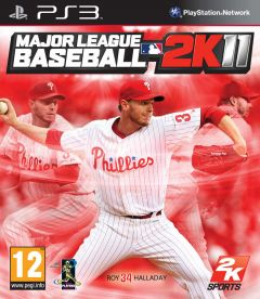 Jaquette de Major League Baseball 2K11 PlayStation 3