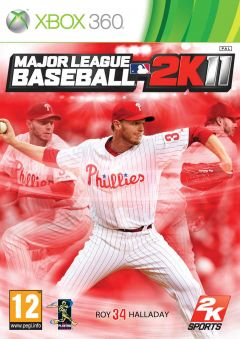 Jaquette de Major League Baseball 2K11 Xbox 360
