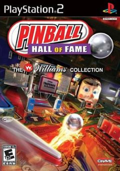 Jaquette de Williams Pinball Classics PlayStation 2