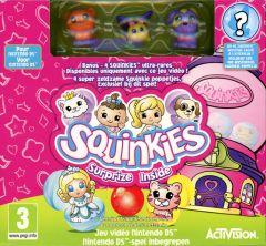 Jaquette de Squinkies DS