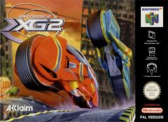 Jaquette de Extreme-G 2 Nintendo 64