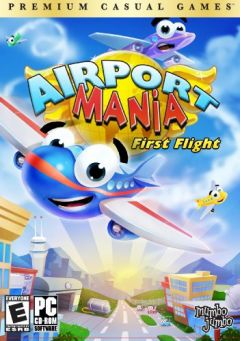 Jaquette de Airport Mania : First Flight PC