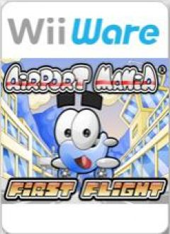 Jaquette de Airport Mania : First Flight Wii