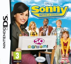 Jaquette de Sonny with a Chance DS