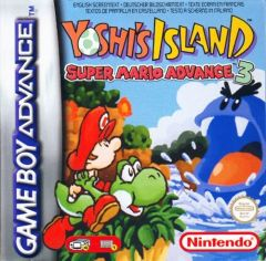 Jaquette de Yoshi's Island : Super Mario Advance 3 Game Boy Advance