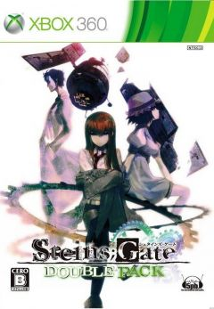 Jaquette de Steins ; Gate Double Pack Xbox 360
