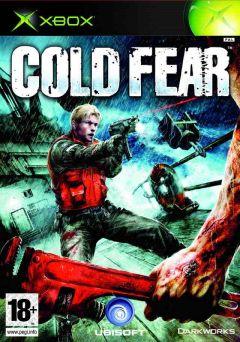 Jaquette de Cold Fear Xbox