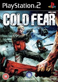 Jaquette de Cold Fear PlayStation 2