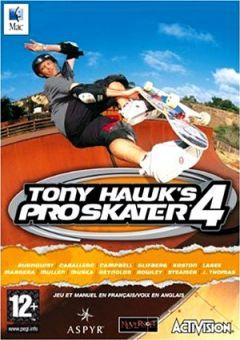 Jaquette de Tony Hawk's Pro Skater 4 Mac