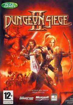 Jaquette de Dungeon Siege II PC