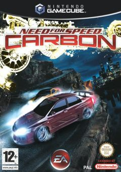 Jaquette de Need for Speed Carbon GameCube
