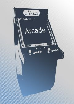 Jaquette de Marble Madness Arcade