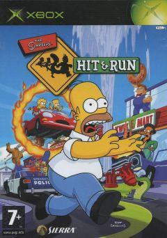 Jaquette de The Simpsons : Hit & Run Xbox
