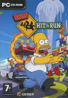 Jaquette de The Simpsons : Hit & Run PC
