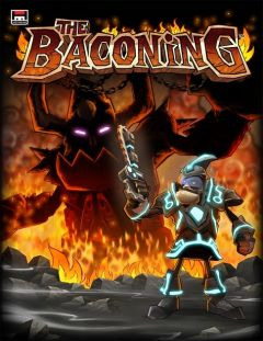 Jaquette de The Baconing PlayStation 3