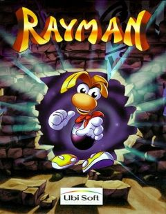 Jaquette de Rayman PC