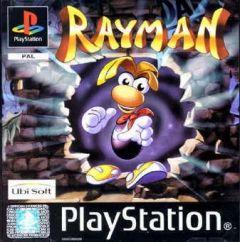 Jaquette de Rayman PlayStation