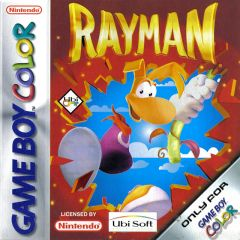 Jaquette de Rayman Game Boy Color
