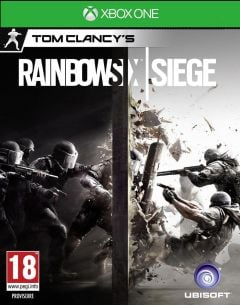 Jaquette de Tom Clancy's Rainbow Six Siege Xbox One