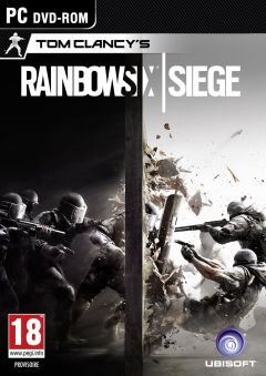 Jaquette de Tom Clancy's Rainbow Six Siege PC