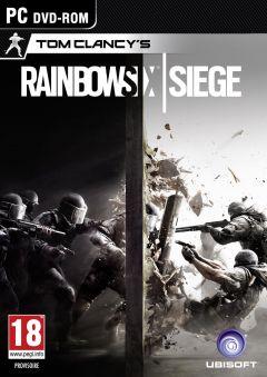 Jaquette de Tom Clancy's Rainbow Six Siege PC