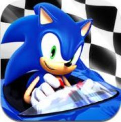 Jaquette de Sonic & SEGA All-Stars Racing iPhone, iPod Touch