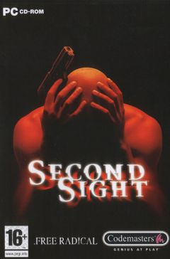 Jaquette de Second Sight PC