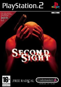 Jaquette de Second Sight PlayStation 2