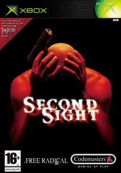 Jaquette de Second Sight Xbox