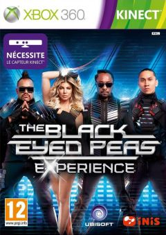 Jaquette de The Black Eyed Peas Experience Xbox 360