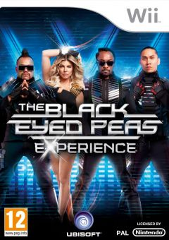 Jaquette de The Black Eyed Peas Experience Wii