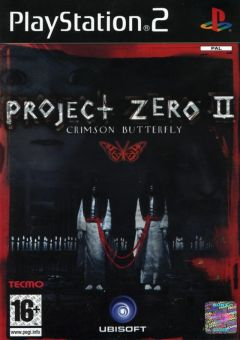 Jaquette de Project Zero II : Crimson Butterfly PlayStation 2