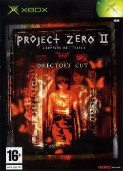 Jaquette de Project Zero II : Crimson Butterfly Xbox
