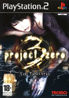 Jaquette de Project Zero 3 : The Tormented PlayStation 2
