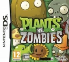 Jaquette de Plantes Vs Zombies DS